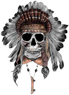 Skull by @caryordesign