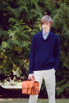 alex folzi leather bags blue brown camera bags messenger bags briefcases style men's wear fashion women's fashion