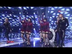 Simply K-Pop Ep101 Rainbow Blaxx - Cha Cha / 심플리케이팝, 레인보우블랙, 차차 - YouTube