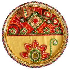 Traditional Yellow Touch Bhaidooj Gifts: http://bhaidooj.indiangiftsportal.com