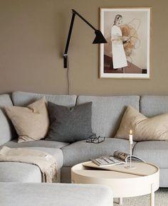 Lamp Design, Space Saving, Love Seat, Couch, Interior Design, Table, Furniture, Instagram, Home Decor
