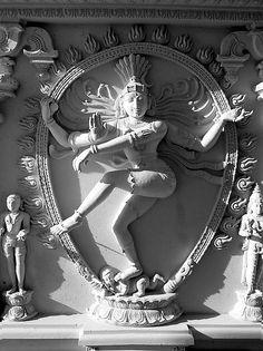Paramchaintanya Men — Dancing Shiva This was taken at the Hindu Temple...