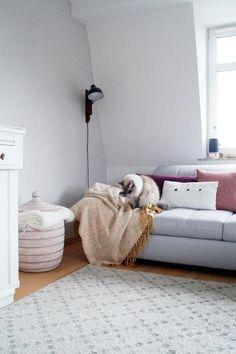 #minimalism #livingroom #altbau #dachgeschoss #clean.