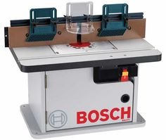 Woodworking tools deals - router table