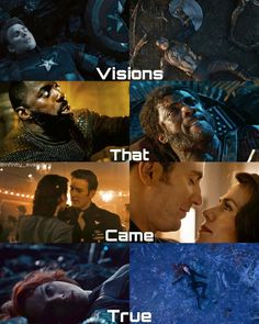 Age of Ultron visions came true in Endgame Marvel Dc Comics, Marvel Avengers, Marvel Films, Marvel Heroes, Captain Marvel, Thanos Marvel, Captain America, Avengers Humor, Marvel Jokes