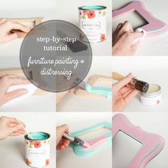 Tutorials - Country Chic Paint