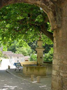 Le Beaucet, Vaucluse, Provence France