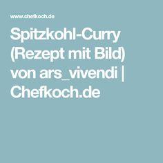 Spitzkohl-Curry (Rezept mit Bild) von ars_vivendi | Chefkoch.de