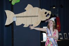 Looking forward to Transformed Treasures 2015! (Fish From 2014 event.) #tw