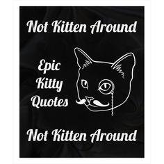 Not Kitten Around Cat Quote Fleece Sherpa Throw Blanket 50x60 inch