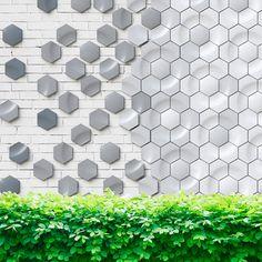 Painéis 3D   KAZA Concrete   WA