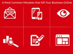 [DOWNLOAD] 6 Most Common Mistakes that Kill Your Business Online | Meylah