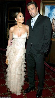 Love's end: Jennifer also revealed that her split from boyfriend Ben Affleck in 2004 was h...