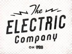 Vintage Electrician Logos
