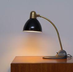 Siemens Schuckertwerke L199 Bauhaus table lamp LOFT Art Deco 1930 industrial
