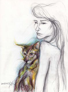 love-2 cat