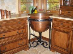 copper kitchens - Google Search