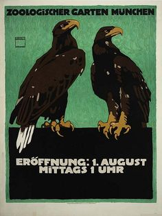 Ludwig Hohlwein  (1874-1949) was a commercial German pos...