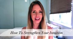 Connie Chapman - How to Strengthen Your Intuition