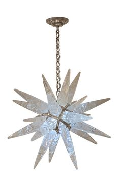 Rock Crystal Star Light // you have to inquire about the price, it's not listed, so i'm sure i can't afford it!