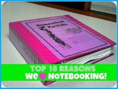 The Mac RAK: Random Acts of Kindness: Top 10 Reasons We ♥ Notebooking