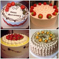 Mandy's baking journey: Cakes made for my family & friends