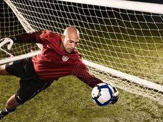 #USMNT #Soccer - #TimHoward #1 #Goalkeeper