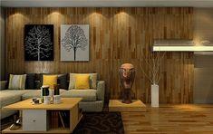 Pareti in legno di design n.18