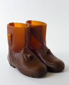 マタギの足を手に入れよう。 雪国伝統の「ボッコ靴」