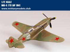 MIG-3 7th IAP 1941 Trumpeter 37223