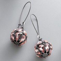 Vera Wang earrings :)
