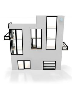 take a look at this bennett house by brinca dada on zulily today 350 brinca dada bennett house modern dolls