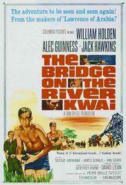 A Ponte do Rio Kwai Poster