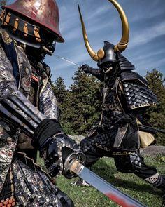 Female Samurai, Samurai Armor, Human Poses Reference, Figure Drawing Reference, Samurai Warriors 2, Bushido, Samurai Wallpaper, Japanese Warrior, Ghost Of Tsushima