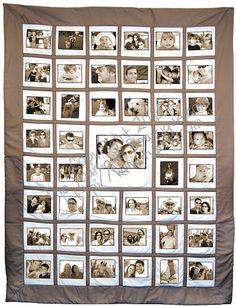 photo quilt …
