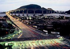 Terceira Ponte de Vitória - Espírito Santo, Brasil