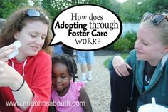 How Does Adopting Through Foster Care Work?