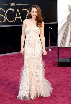 Red Carpet Oscares 2013, Kristen Stewart