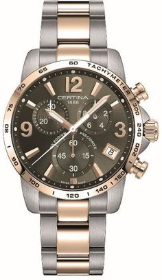 Certina Watch DS Podium Chrono Armani Watches For Men bc4d76a30b