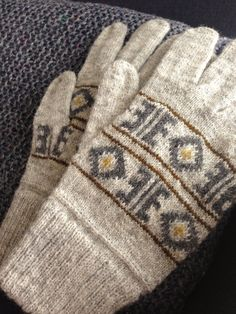 Kaire Palm, 100% wool