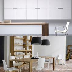 EATON Dining Table designed by Ligne Roset #lignerosetsf