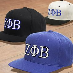 Zeta Phi Beta Classic Snapback Cap $17.95 #Greek #Sorority #Clothing #ZPhiB #Zeta #ZetaPhiBeta