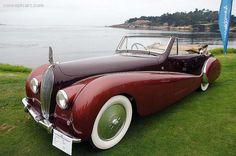 1938 Voison C28 Saliot Roadster