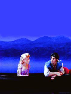 You Get To Find A New Dream Tangled Movie 2010