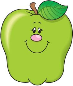 View album on Yandex. Colorful Pictures, Cute Pictures, Art For Kids, Crafts For Kids, Fall Clip Art, Funny Fruit, Carson Dellosa, Apple Theme, Towel Crafts