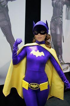 Batgirl costume!