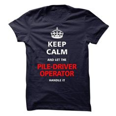 I am a Pile-Driver Operator - #gifts for guys #gifts for girl friends. LOWEST PRICE => https://www.sunfrog.com/LifeStyle/I-am-a-Pile-Driver-Operator-16781534-Guys.html?68278