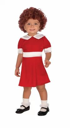 Red dress size 4 lacoste