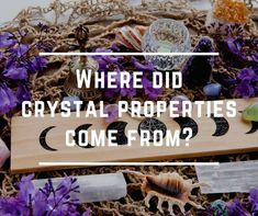 Discover how all the crystal properties came about and how people came up with the different meanings with Crystals Rock Australia & Your Mystic Connection. Rock, Crystals, Halloween, Mystic, Connection, Blog, Australia, People, Decor