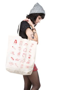 Collection Tote Bag | Stay Home Club
